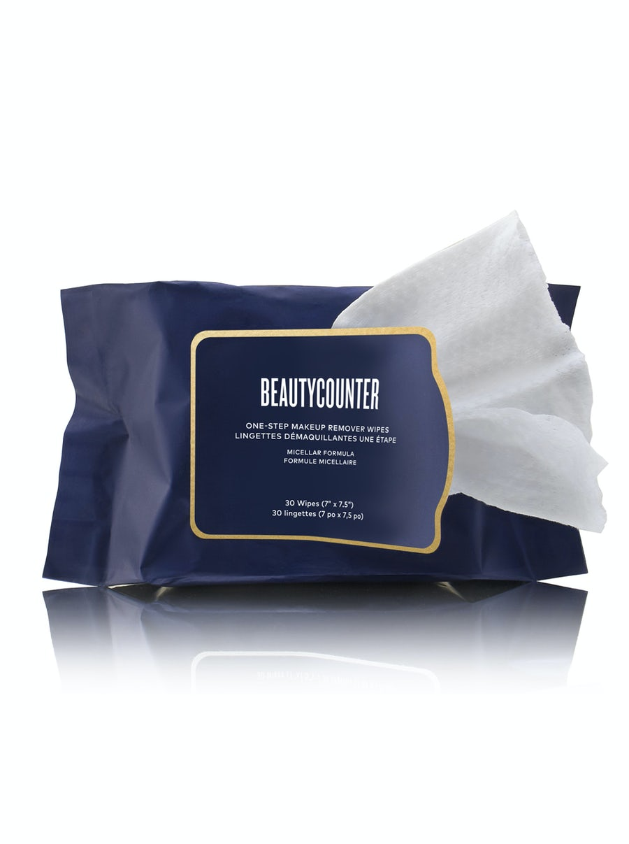 One Step Makeup Remover Wipes