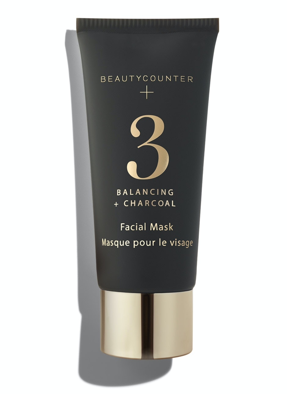 No. 3 Balancing Facial Mask - Charcoal Mask