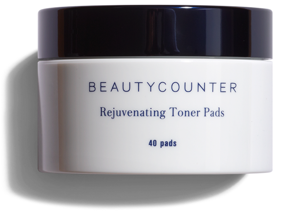 Rejuvenating Toner Pads