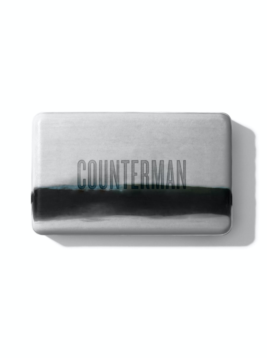 Counterman Charcoal Body Bar