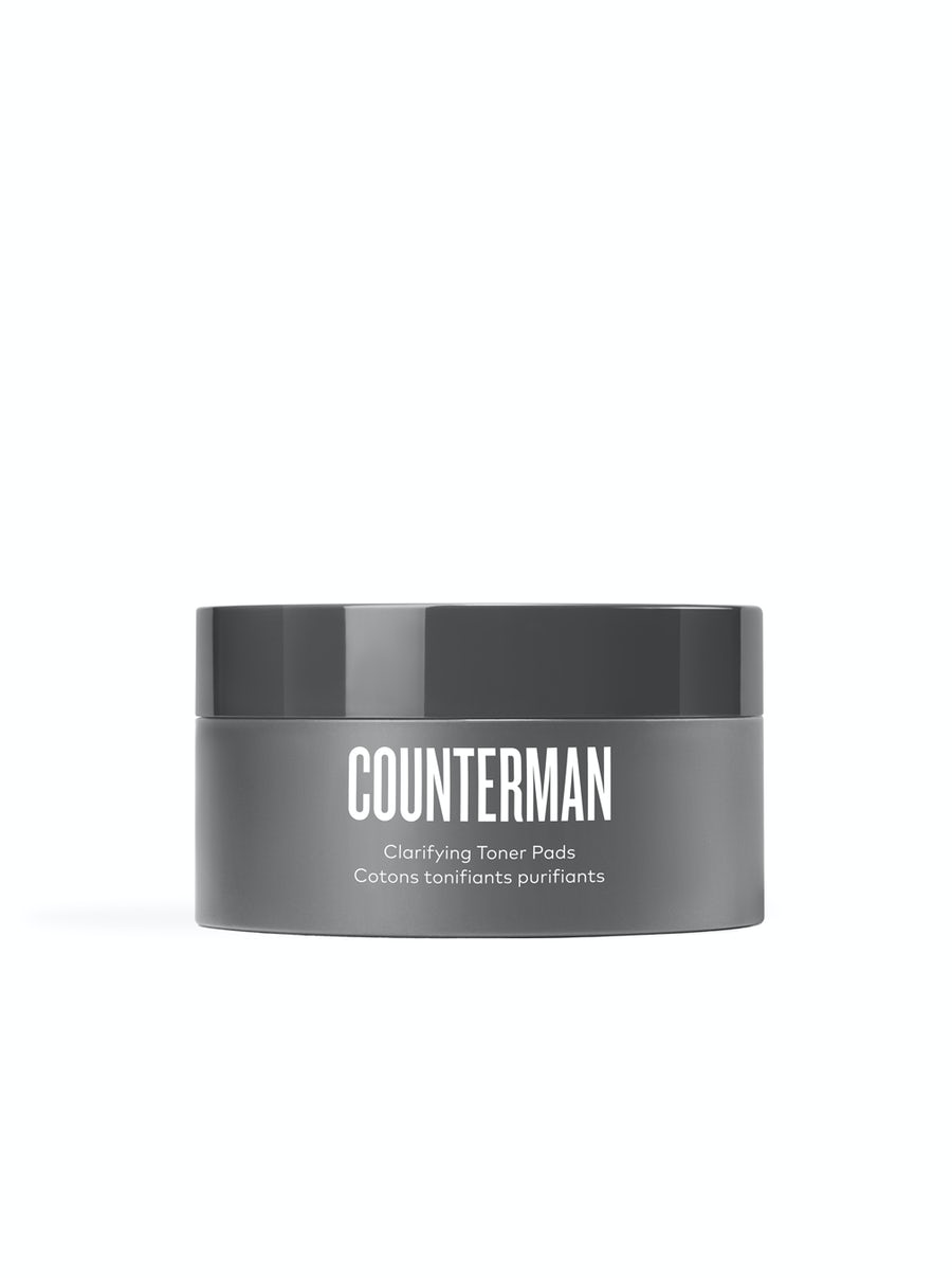 Counterman Clarifying Toner Pads