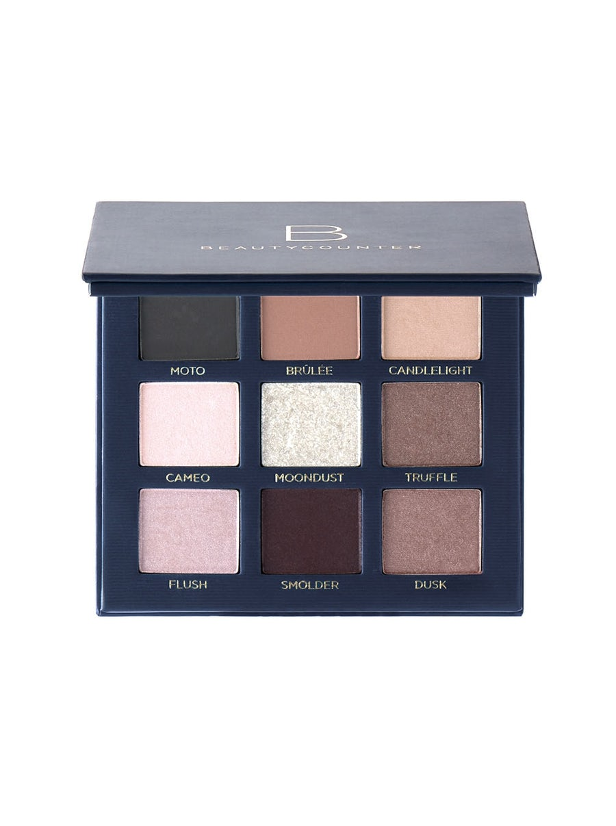 Velvet Eyeshadow Palette Romantic