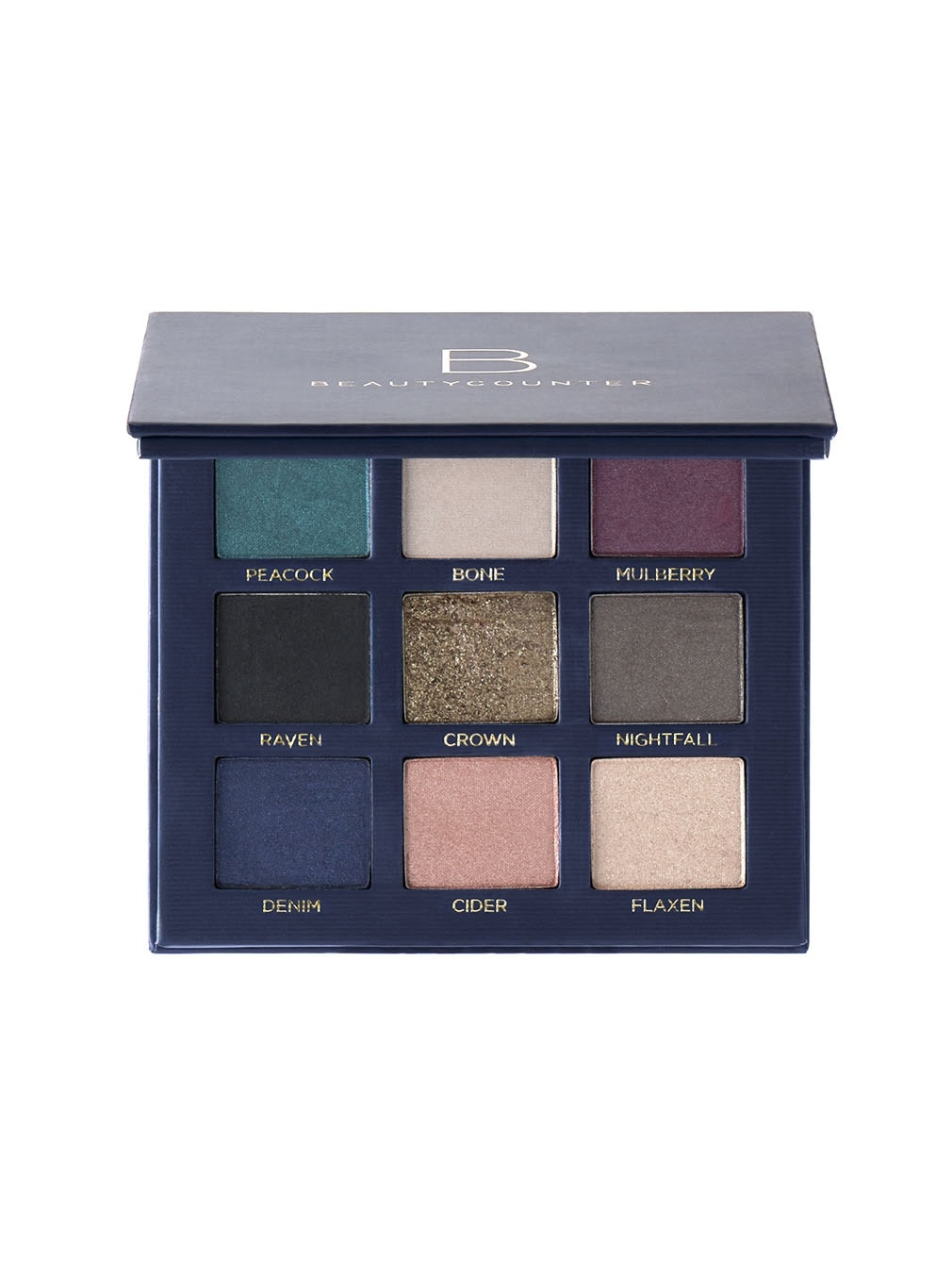 Velvet Eyeshadow Palette Statement