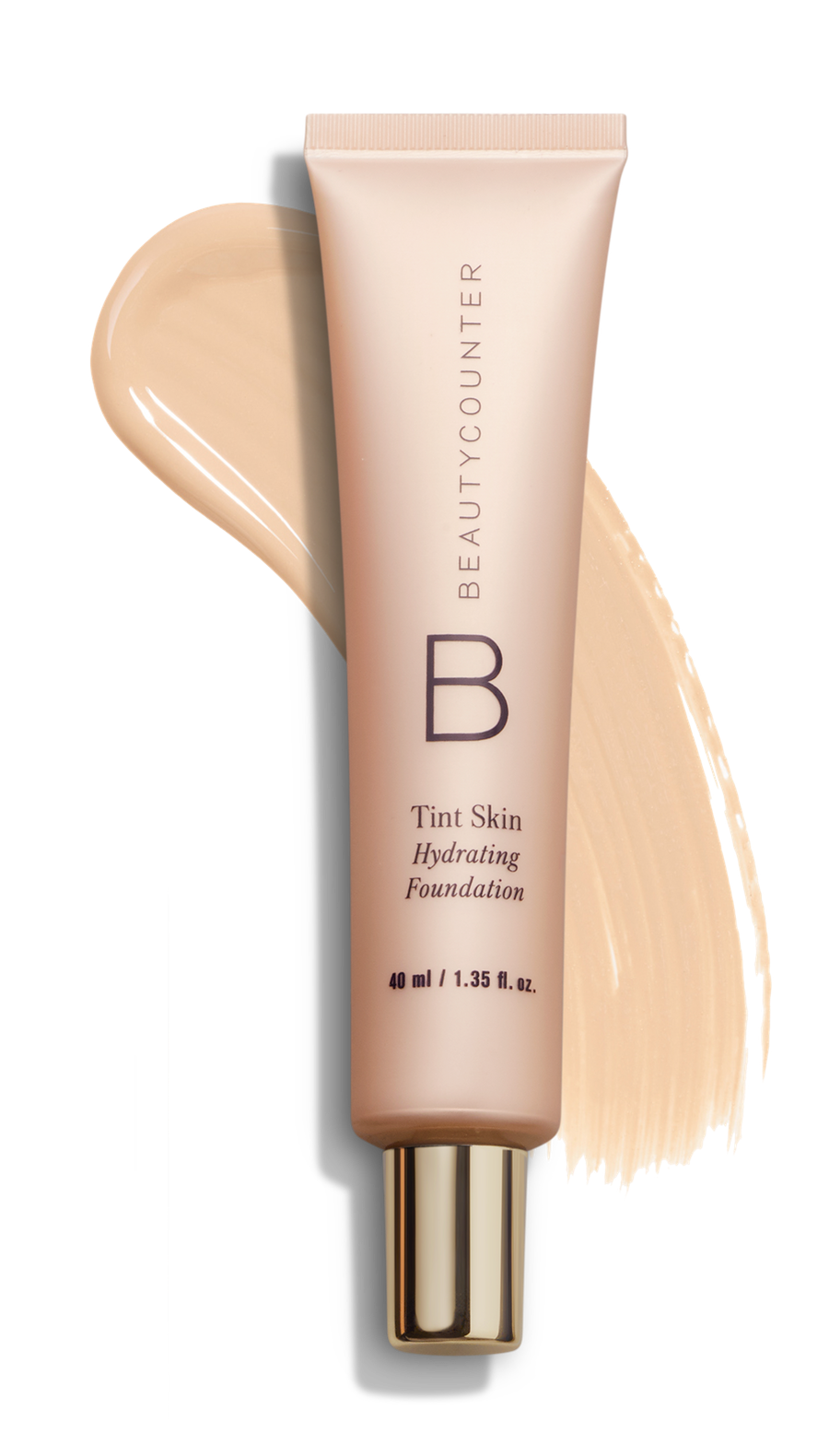 Tint Skin Hydrating Liquid Foundation in Porcelain