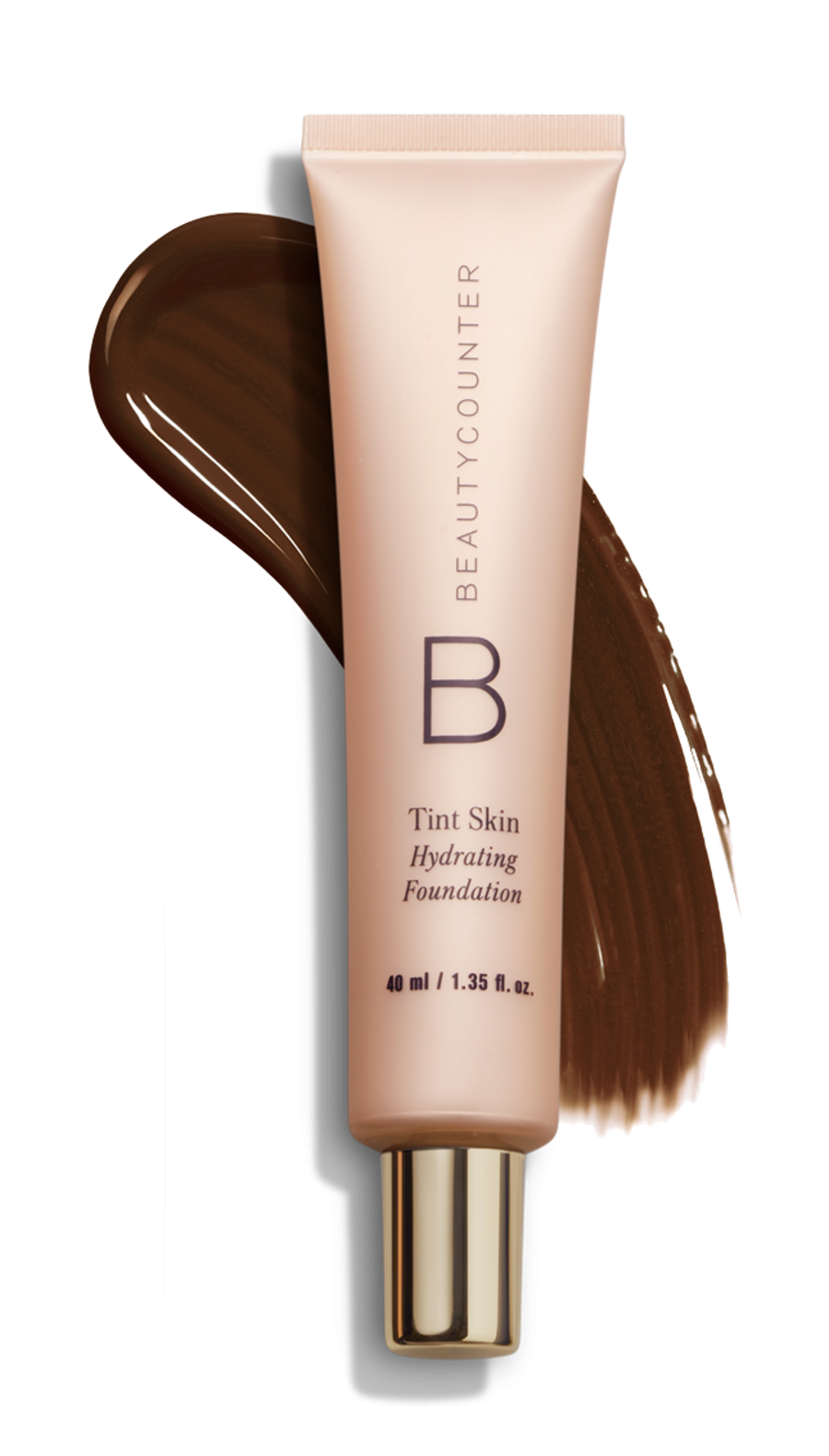 Tint Skin Hydrating Liquid Foundation in Espresso