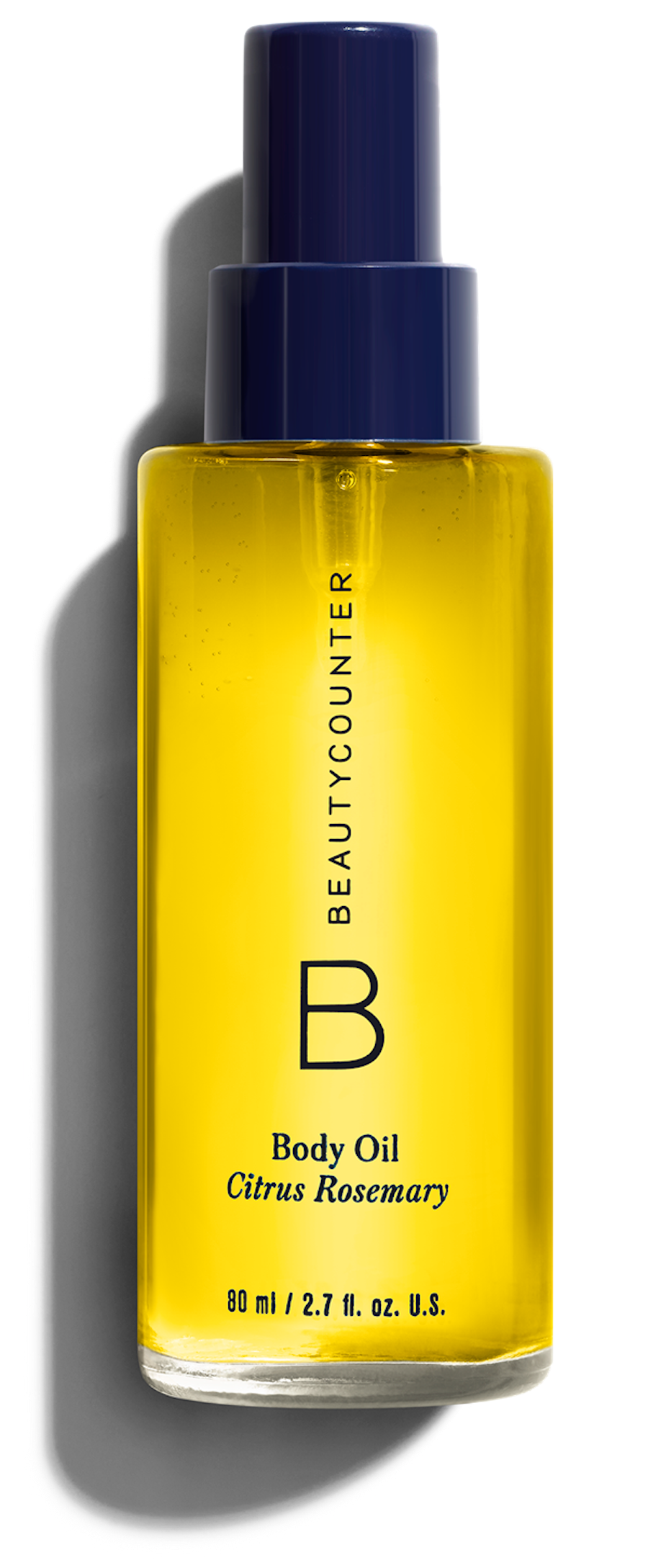 Body Oil in Citrus Rosemary