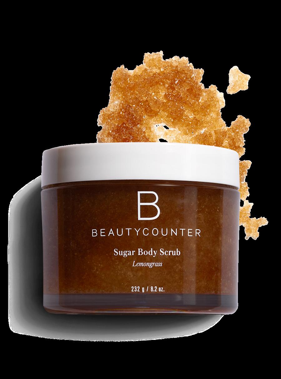 Sugar Body Scrub In Lemongrass Bath Body Beautycounter