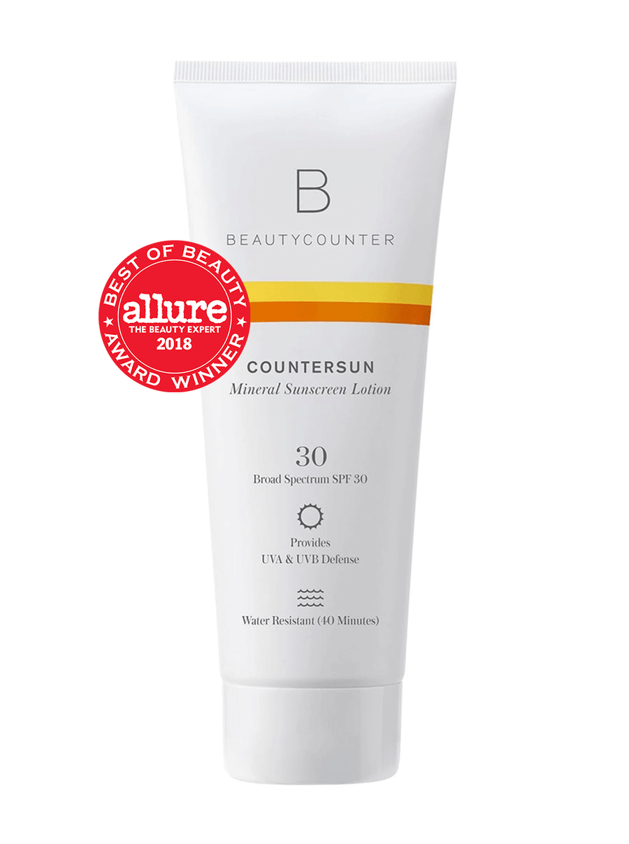 Countersun Mineral Sunscreen Lotion SPF 30 6.7 ounce