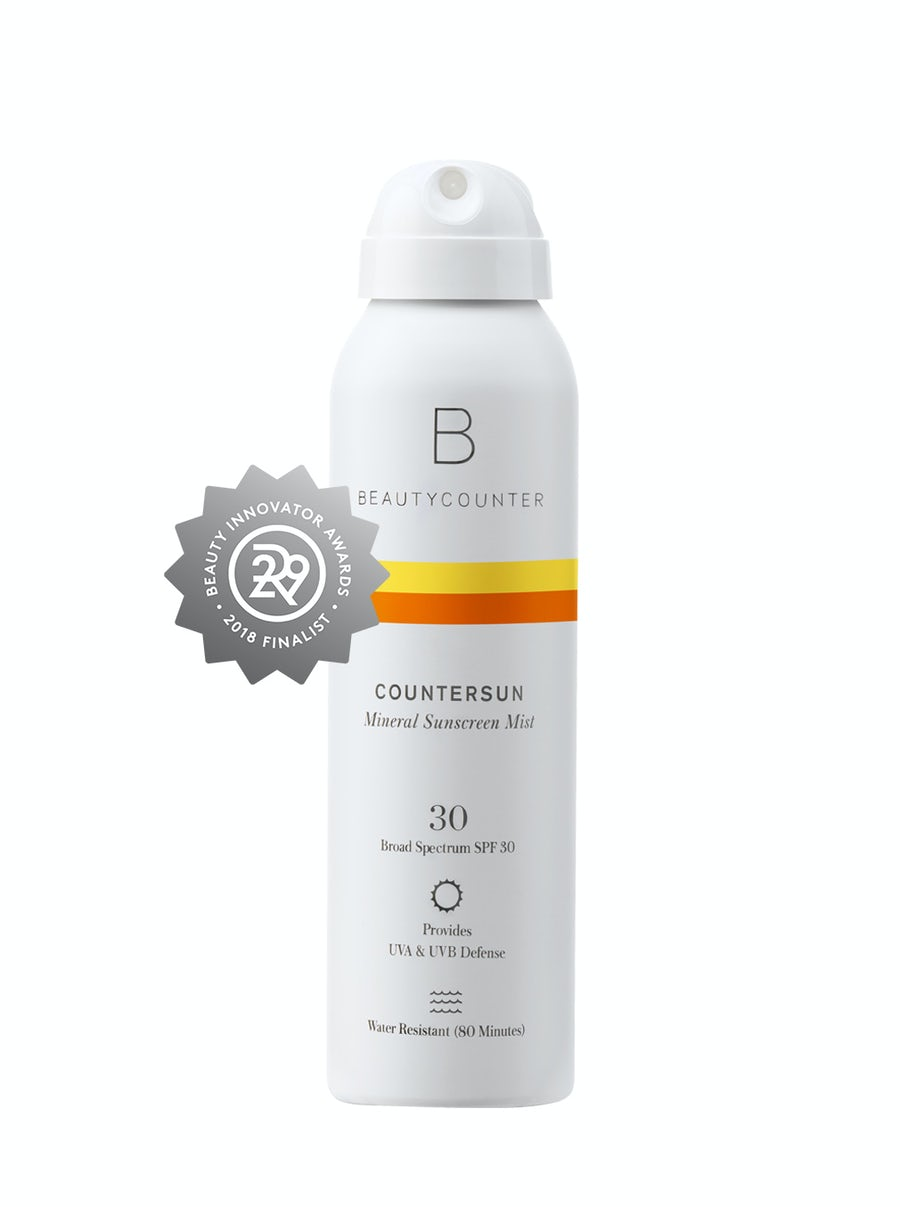 Countersun Mineral Sunscreen Mist SPF 30 6 ounce