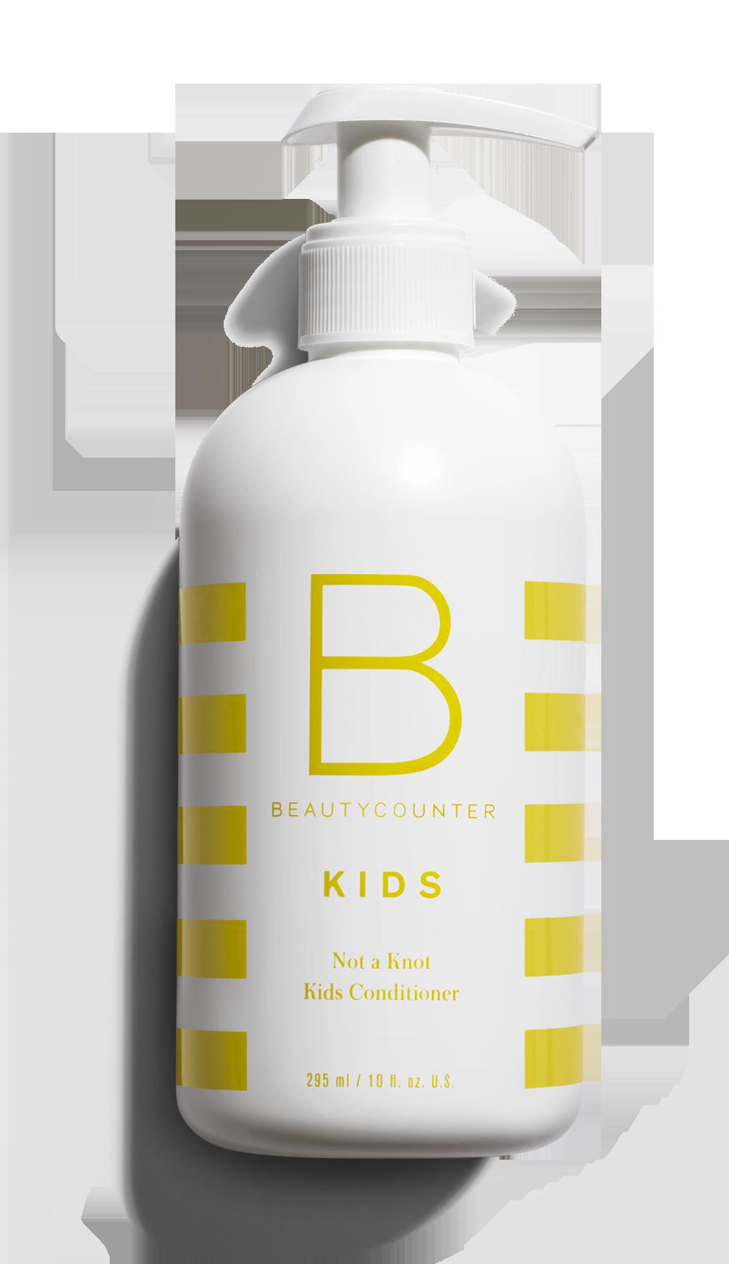 6 X Kids No More Knots Shampoo Tear Free Detangler Condition Gentle Orange Scent Baby