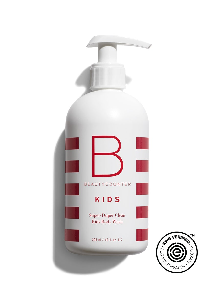 Super-Duper Clean Kids Body Wash