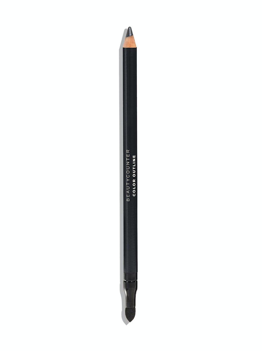 Color Outline Eye Pencil in Black