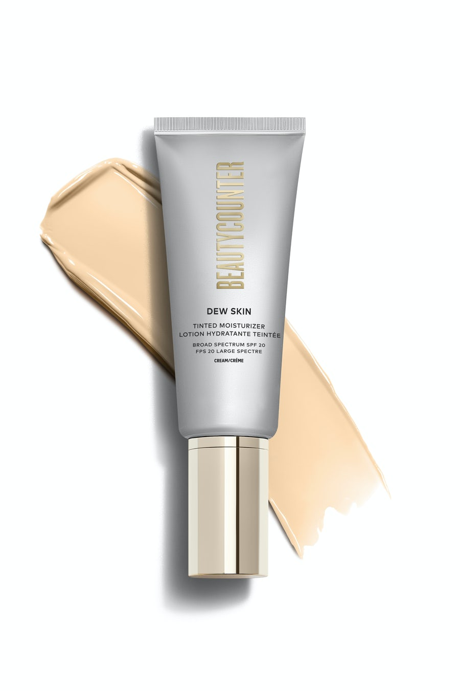 Dew Skin Tinted Moisturizer with SPF in No. 1