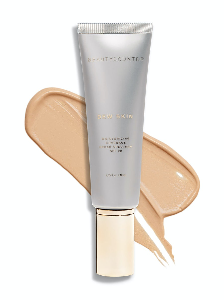 Dew Skin Tinted Moisturizer with SPF in No. 2