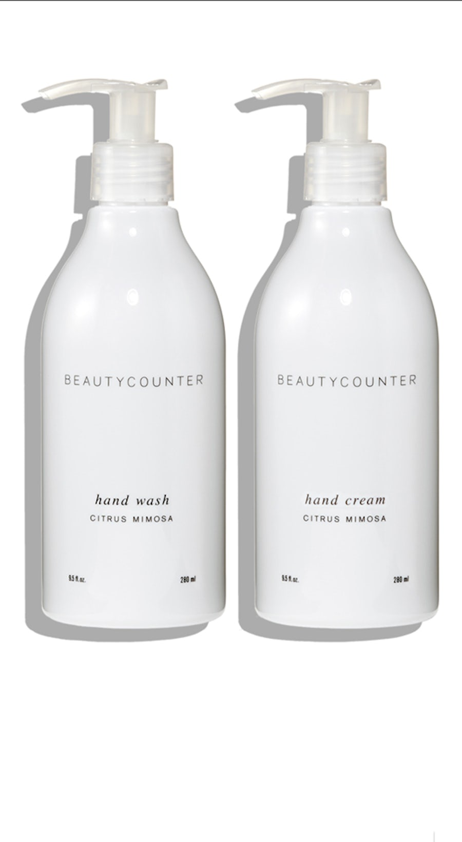 Citrus Mimosa Hand Wash & Hand Cream Set