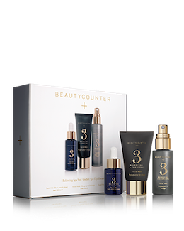 No. 3 Balancing Spa Set